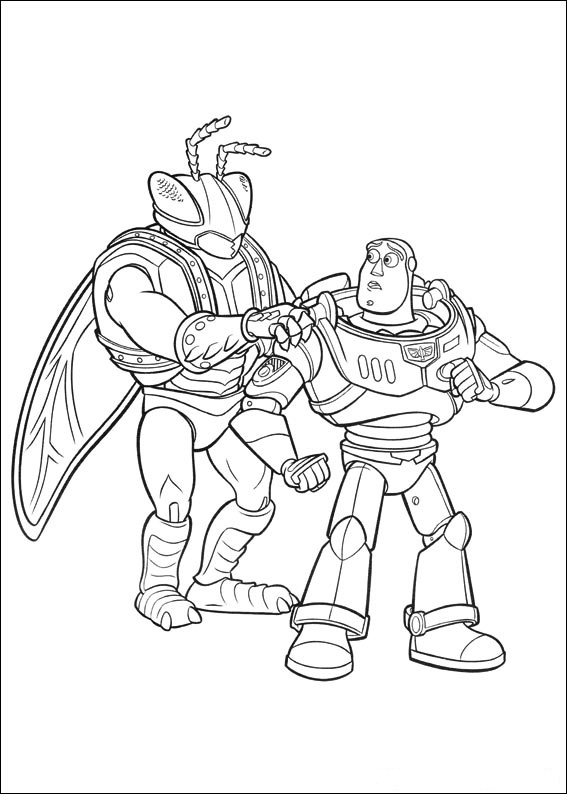 toy story 1 coloring pages - photo#26