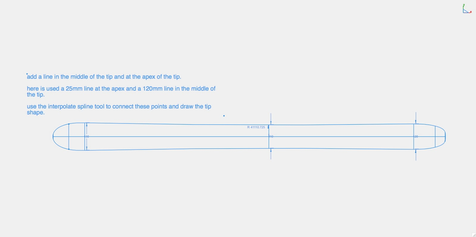 Drawing Smooth Lines In Autocad : View topic cad drawing tutorial
