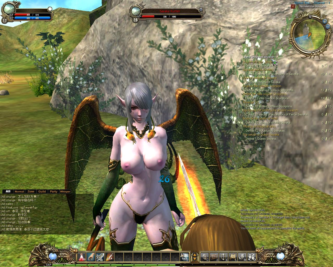 Mmorpg hentai erotic movies