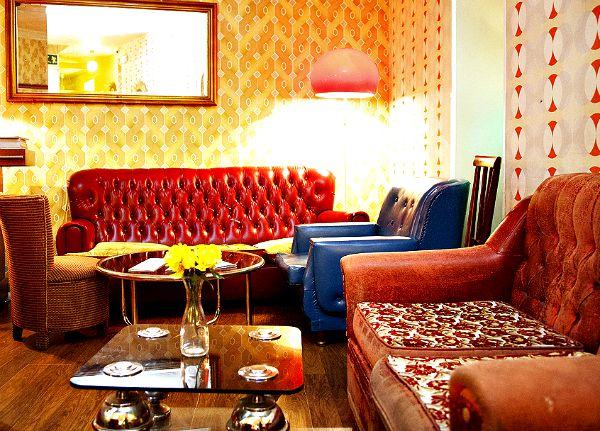 Cafeterias muy vintage en madrid vintage home style - Muebles anos 50 madrid ...