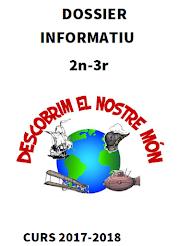 Dossier informatiu 2n-3r 2017-2018
