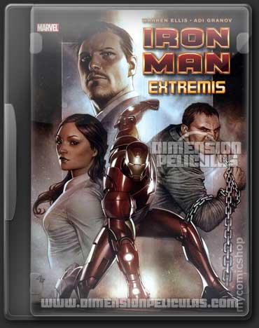 Iron Man Extremis (DVDRip Inglés Subtitulada)