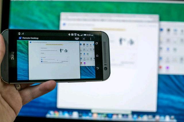 [Android tips] - Hướng dẫn sử dụng ứng dụng Chrome Remote Desktop trên điện thoại Android 1