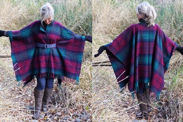 Как сшить жилет из шарфа своими руками