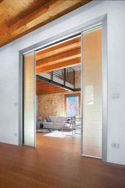 Perch scegliere una porta scorrevole interna - Porta scorrevole interna ...