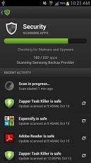 Aplikasi keamanan Android