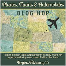 Island Batiks Ambassador Blog Hop