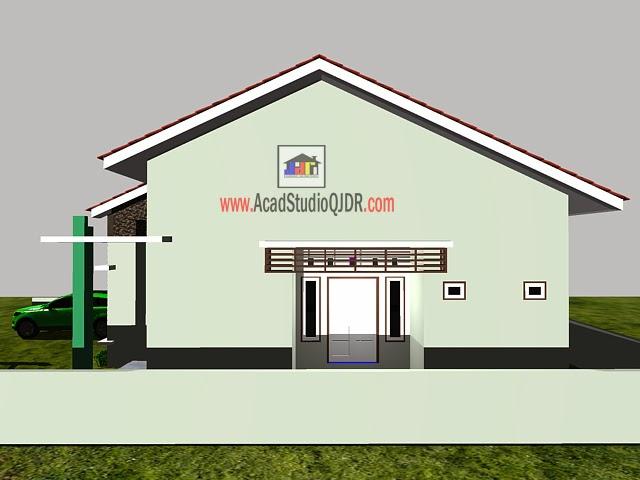 jasa desain rumah bpk faisal iyonu jasa desain rumah