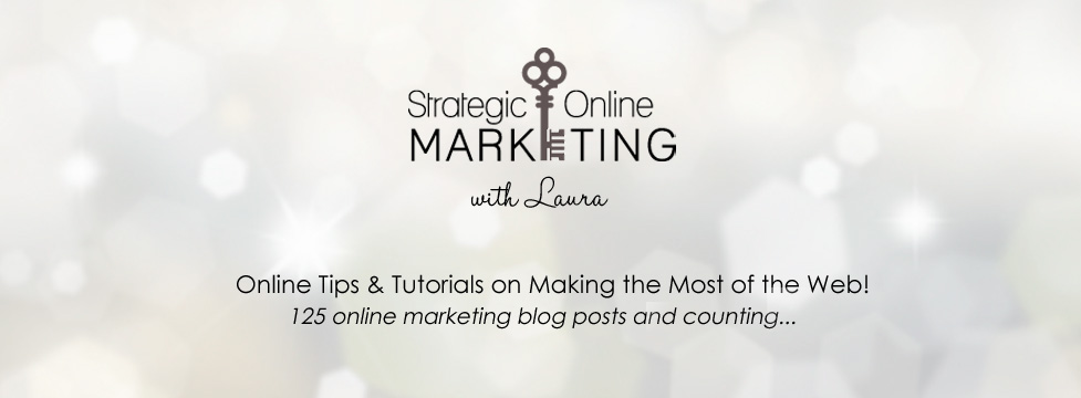 Strategic Online Marketing