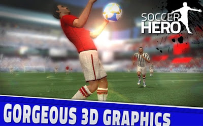 Soccer Hero 2.38 Apk + Data-Screenshot