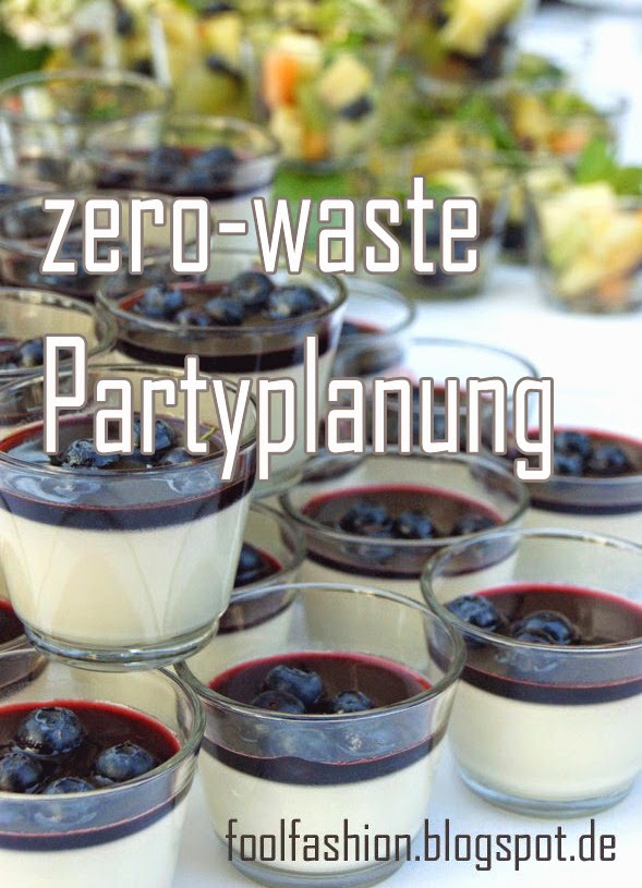 plastik- und müllfrei feiern mit zero-waste-Partyplanung
