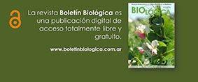 Boletín Biologica