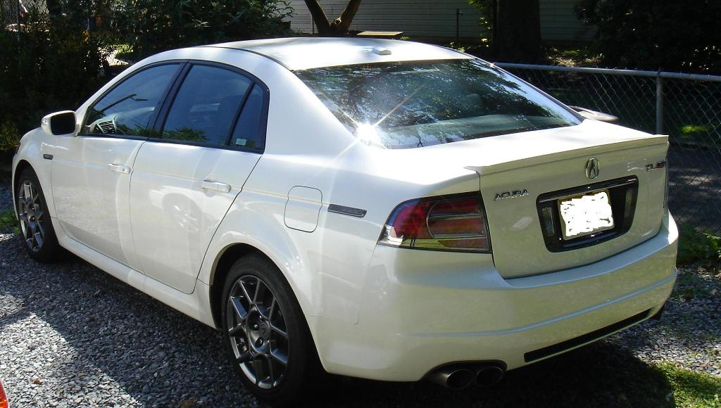 Acura Tl ShocksQty ACURA TL Gas Charged Hood - 2005 acura tl type s specs