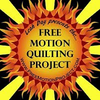 Leah Day – Free Motion Quilting Project