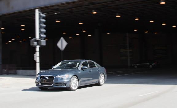 Audi A6 3.0T Quattro 2012