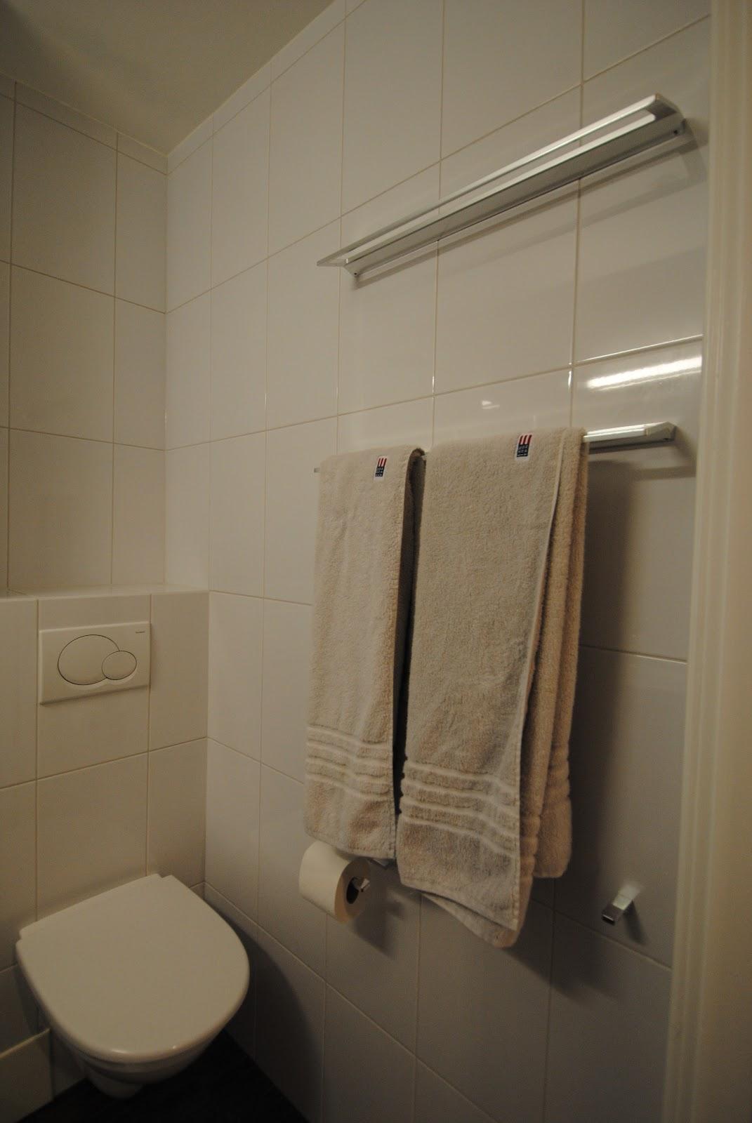 Nytt och fräscht! : vägghängd toalett : Inredning