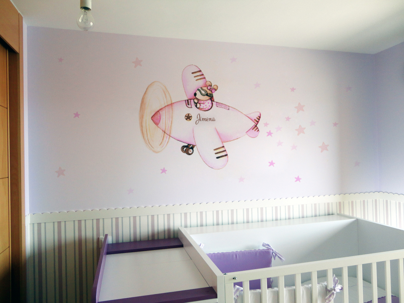 Pintura Pinteres Dibujos Para Habitacion De Bebe Ciboneynet