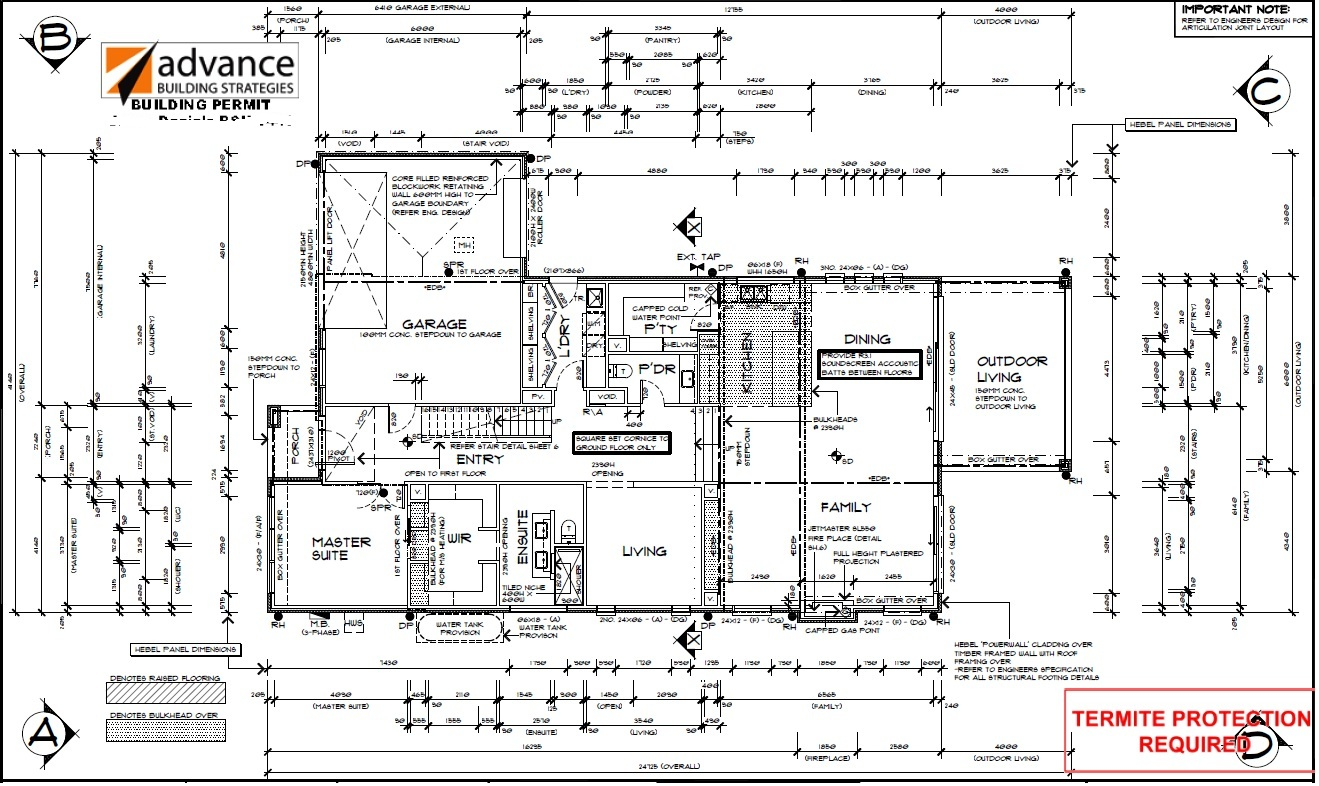 Carter Grange Radisson 43 Custom Build House Plans