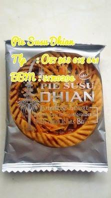 PIE SUSU DHIAN FREE ONGKIR SELURUH INDONESIA