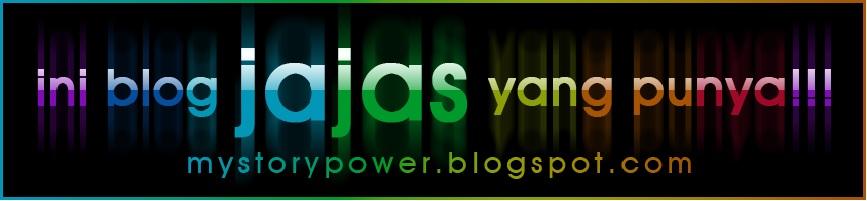Ini Blog Jajas Yang Punya...!!!