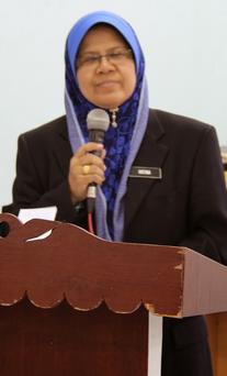 Pengetua SMKA Maahad Muar