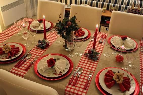 Fotos de decorações diferentes para o Natal