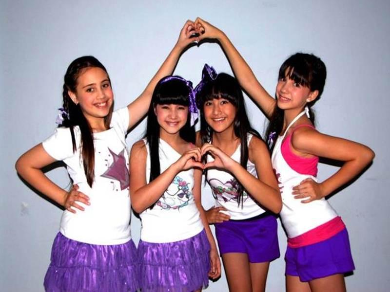 Foto Girl Band Bessara