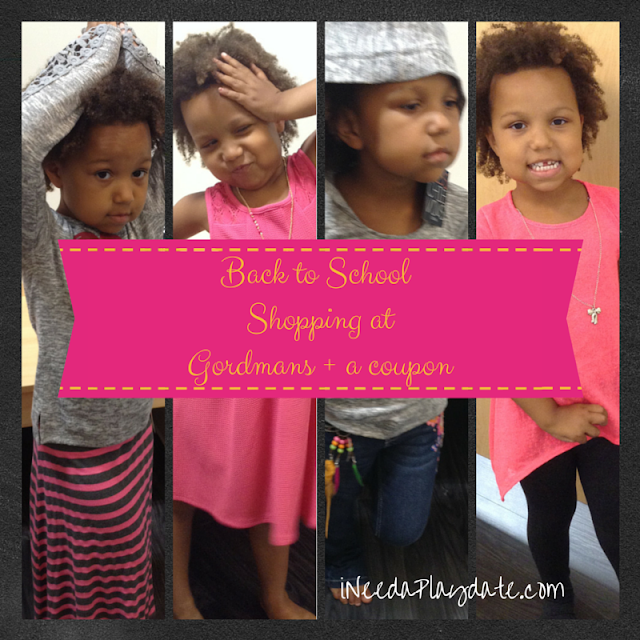 Finding her style at @Gordmans #backtoschool #fashion #coupon