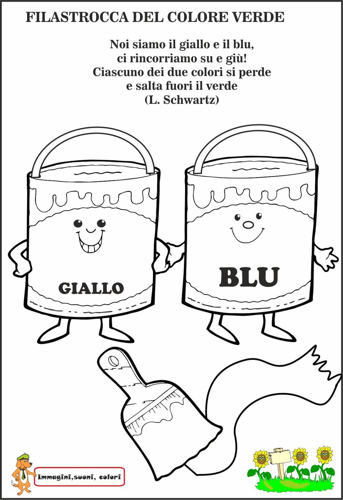 Bien-aimé La Bellezza Dei Colori  - Lessons - Tes Teach RG42