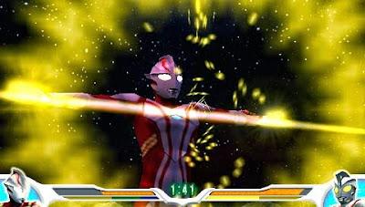 Foranimeku - Ultraman Fighting Evolution 0