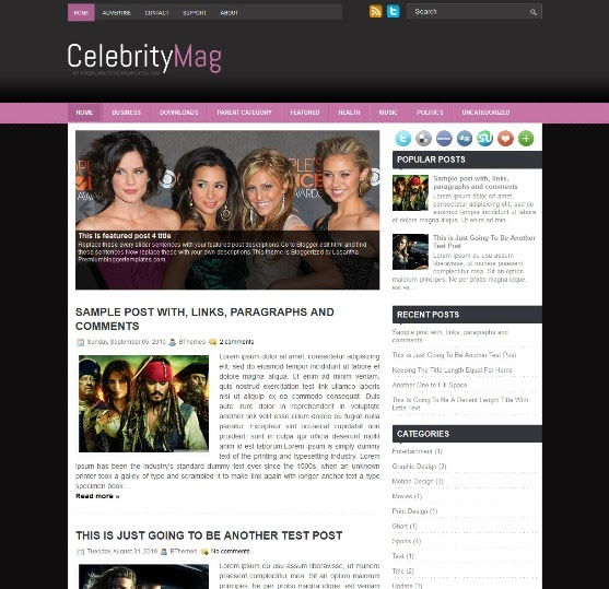 CelebrityMag