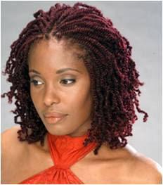 Afro Kinky Twist Hair