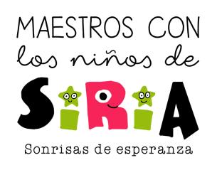 #MaestrosConLosNiñosDeSiria