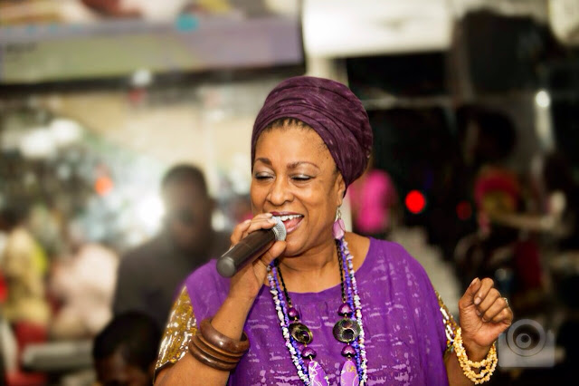 I became interested in music an early age and even when I used to work in the hospital as a Nurse- Paulina Oduro