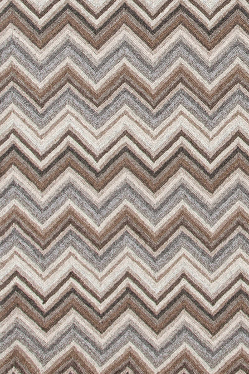 Dash albert zig zag pattern area rugs sheet envy for Grey and tan rug