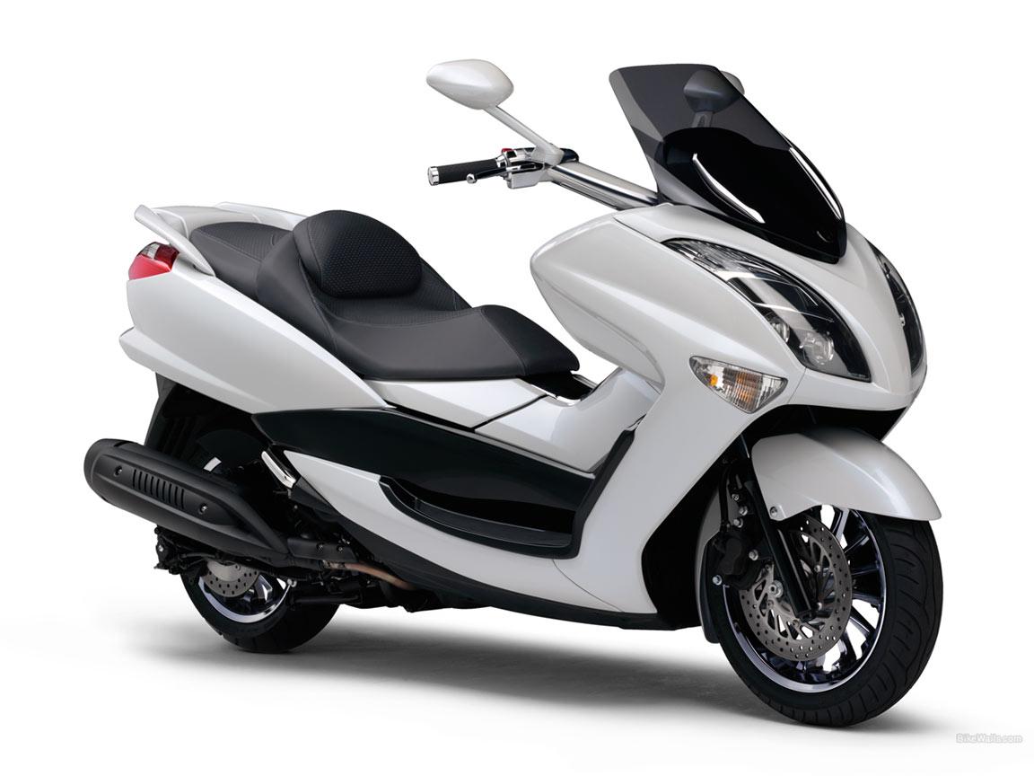 Motor Bikes Yamaha Majesty Special Concept