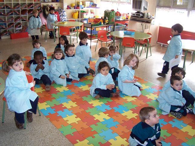 Jard n de infancia quiero ser educadora educaci n iinfantil - Tecnico jardin de infancia ...
