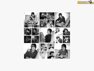 Justin Bieber collage