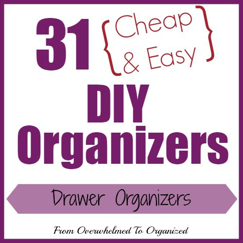 Day 19 drawer organizers 31 cheap easy diy organizers from you can see what you have and easily find what youre looking for and everyone can put things back where they belong so your drawers can stay organized solutioingenieria Image collections