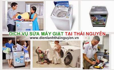 Sửa Máy giặt tại Thái Nguyên