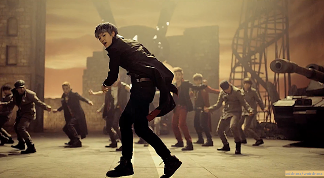Video of the Day: B.A.P's One Shot mv