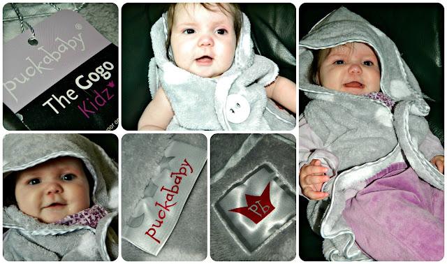 Baby Girl Puckababy GoGo Kidz Jacket