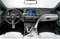 2012 new BMW M6 Cockpit original photo