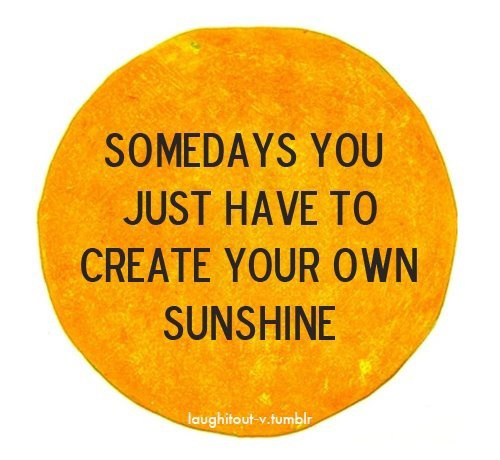 quotes about sunshine - photo #35
