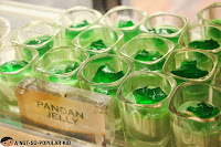 Pandan Jelly - The Buffet International Cuisine