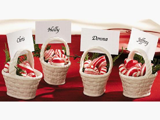 christmas wedding favors - Christmas Wedding Favors