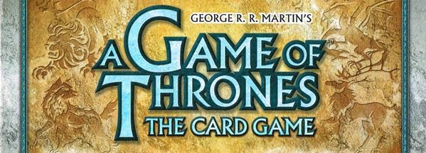 A game of thrones the card game review
