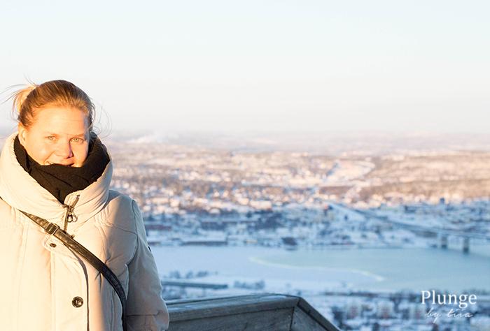 View over Sundsvall