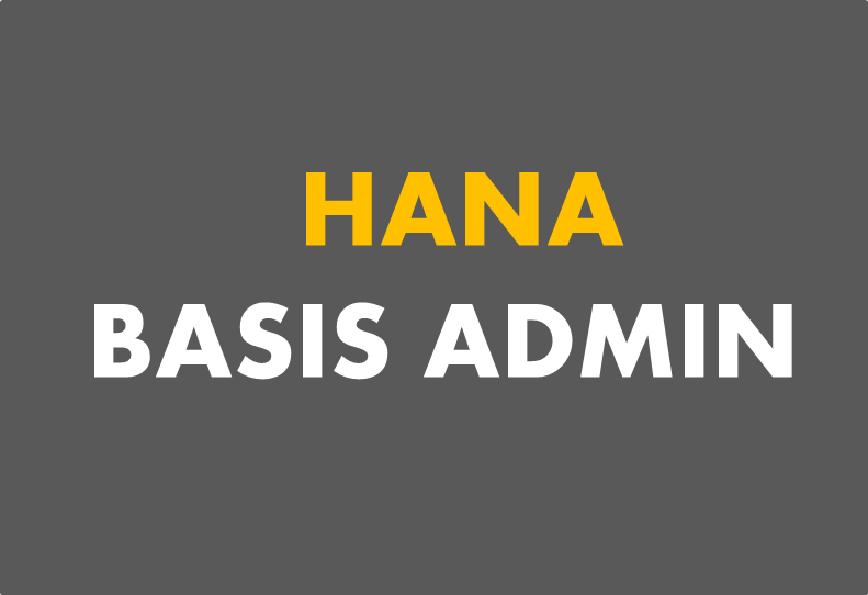 as an sap hana basis administrator you would be responsible for the following activities in sap hana projects