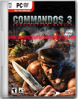 Commandos 3 Cover image